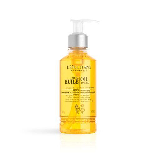 L'OCCITANE ÖL-ZU-MILCH REINIGUNG (200 ml) Beauty, Gesicht, Gesichtsreinigung, Reinigung