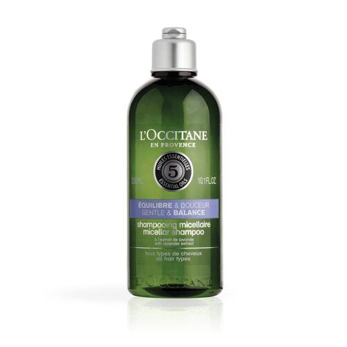 Balance L'OCCITANE SANFTE BALANCE SHAMPOO (300 ml) Haare, Shampoo Haarpflege