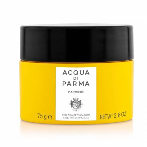 Acqua di Parma Fixing Wax Strong Hold (75 ml) Haare, Styling, Männer, BARBIERE