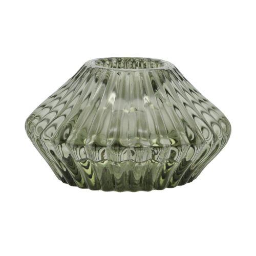 Möbel Kraft Kerzenhalter - grün - Glas - Dekoration  Kerzen & Lichter  Kerzenständer - Möbel Kraft