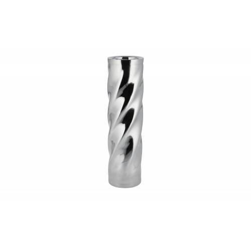 Möbel Kraft Kerzenständer - silber - Stahl - Dekoration  Kerzen & Lichter  Kerzenständer - Möbel Kraft