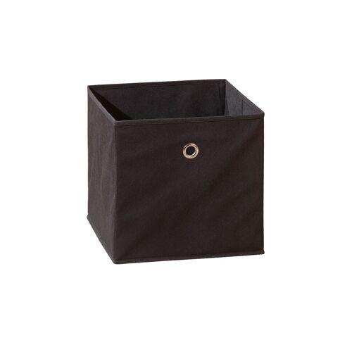 Möbel Kraft Faltbox - schwarz - Polypropylen - Aufbewahrung  Aufbewahrungsboxen - Möbel Kraft