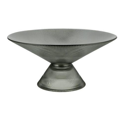 Peill+Putzler Deko Schale - grau - Glas - Dekoration  Dekoschalen - Möbel Kraft
