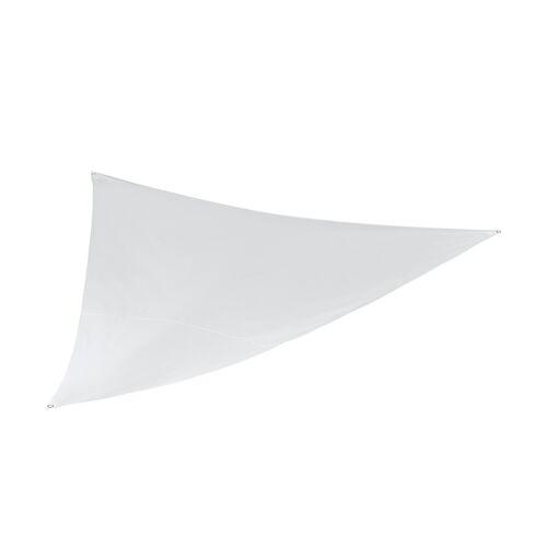 GO-DE Sonnensegel, 3-eckig - weiß - Garten  Sonnenschutz  Sonnenschirme - Möbel Kraft