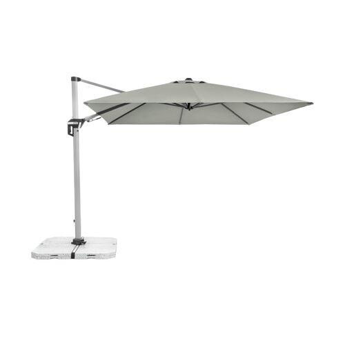 Möbel Kraft Pendelschirm - grau - Garten  Sonnenschutz  Ampel Sonnenschirme - Möbel Kraft