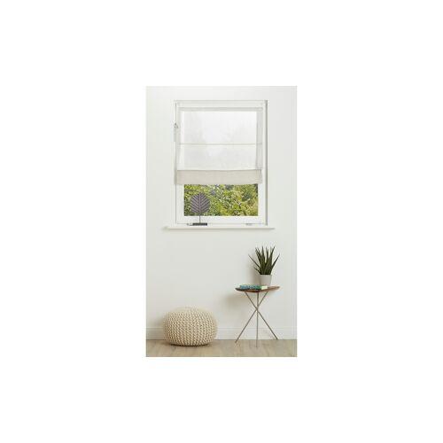 Möbel Kraft Verspanntes Raffrollo  Brondby - beige - 100% Polyester - Gardinen & Vorhänge  Rollos & Sonnenschutz  Rollos - Möbel Kraft