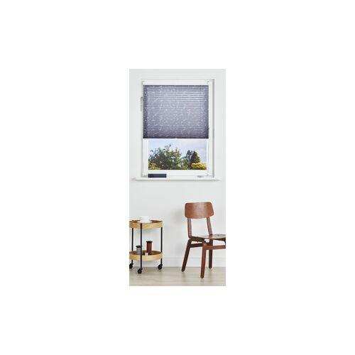 KHG Klemmfix-Plissee - grau - 100% Polyester - Gardinen & Vorhänge  Rollos & Sonnenschutz  Plissees - Möbel Kraft