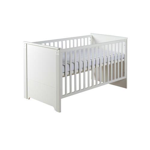 Roba Babybett  Maxi - weiß - Baby  Babymöbel  Babybetten - Möbel Kraft