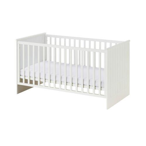 Roba Babybett - weiß - Baby  Babymöbel  Babybetten - Möbel Kraft