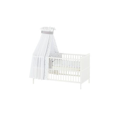 Schardt Komplettbett - weiß - Baby  Babymöbel  Babybetten - Möbel Kraft