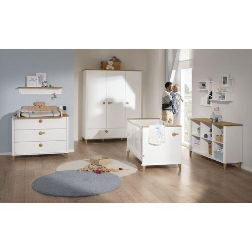 PAIDI Babybett  Lotte & Fynn - weiß - Baby  Babymöbel  Babybetten - Möbel Kraft