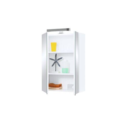 calmo2go Spiegelschrank   Wanda - weiß - Schränke  Badschränke  Spiegelschränke - Möbel Kraft