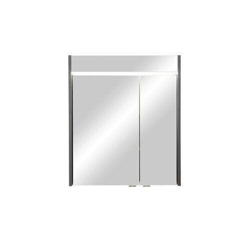 calmo2go Spiegelschrank   Valetto - grau - Schränke  Badschränke  Spiegelschränke - Möbel Kraft