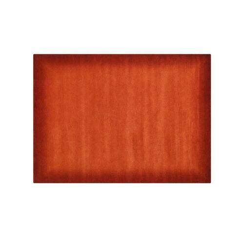 Möbel Kraft Handgeknüpfter Naturteppich - rot - Wolle - Teppiche  Wohnteppiche  Naturteppiche - Möbel Kraft