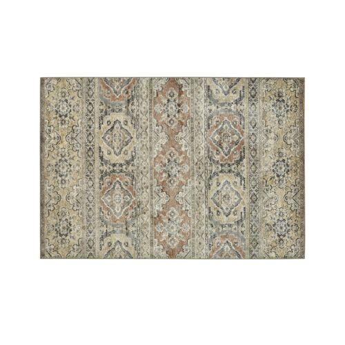 Möbel Kraft Kurzflorteppich - mehrfarbig - Viskose - Teppiche  Wohnteppiche  Kurzflorteppiche - Möbel Kraft