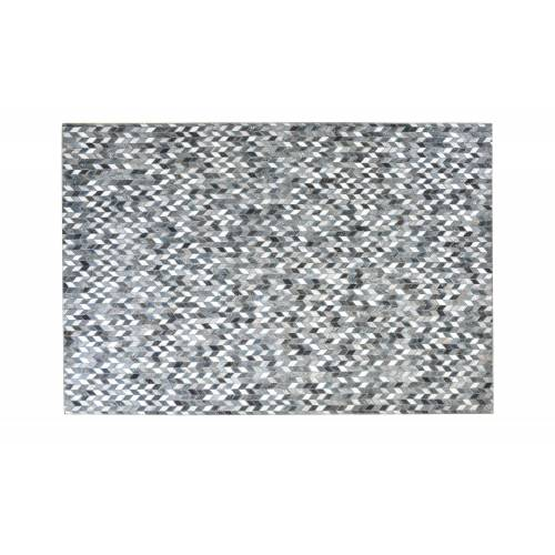 Möbel Kraft Kurzfloorteppich - grau - Synthethische Fasern - Teppiche  Wohnteppiche  Kurzflorteppiche - Möbel Kraft