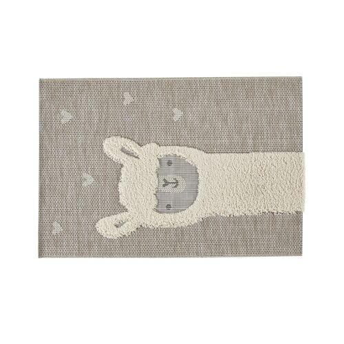 Möbel Kraft Kinderteppich - beige - Synthethische Fasern - Teppiche  Kinderteppiche - Möbel Kraft