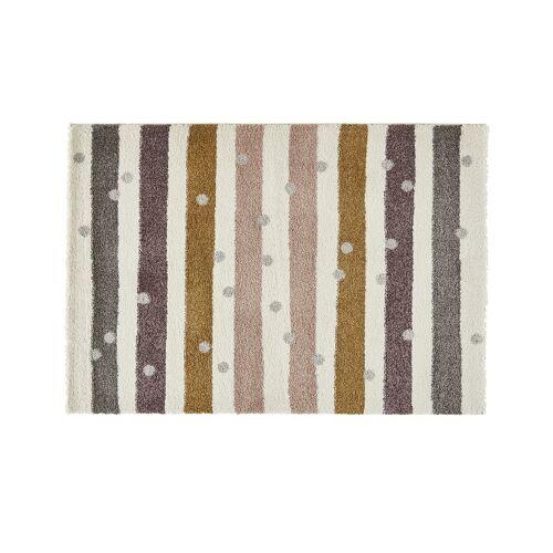 Möbel Kraft Kinderteppich  Lea - creme - Synthethische Fasern - Teppiche  Kinderteppiche - Möbel Kraft