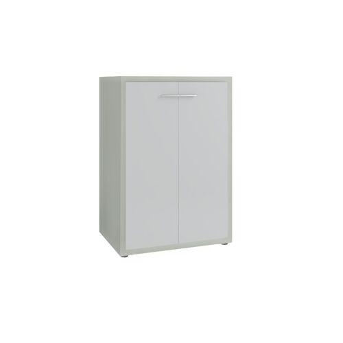 Möbel Kraft Sideboard - grau - Schränke  Aktenschränke - Möbel Kraft
