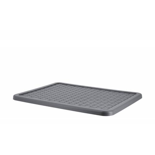 Rotho Deckel für Aufbewahrungsbox - grau - Kunststoff - Aufbewahrung  Aufbewahrungsboxen - Möbel Kraft