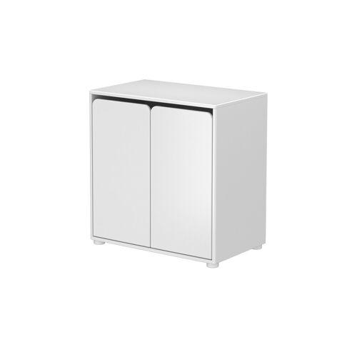 FLEXA Kommode  Flexa Cabby - weiß - Kommoden & Sideboards  Kommoden - Möbel Kraft