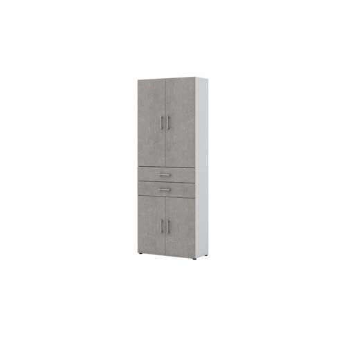 Möbel Kraft Aktenschrank - weiß - Schränke  Aktenschränke - Möbel Kraft