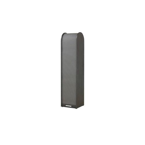 Möbel Kraft Jalousieschrank - schwarz - Schränke  Aktenschränke - Möbel Kraft