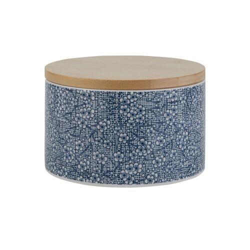 for friends Aufbewahrungsdose - blau - Porzellan - Aufbewahrung  Aufbewahrungsboxen - Möbel Kraft