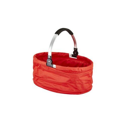 Möbel Kraft Einkaufskorb - rot - Polyester - Aufbewahrung  Körbe - Möbel Kraft