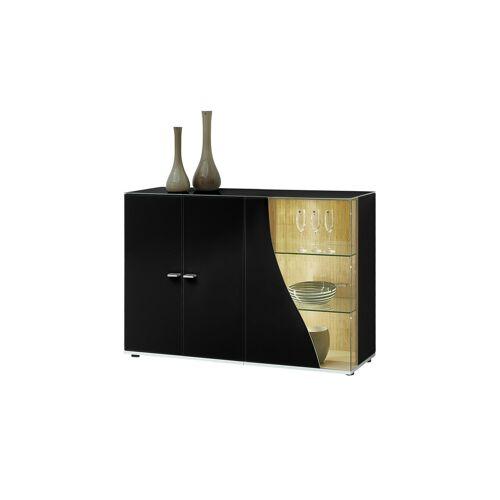 LEONARDO Sideboard  Leonardo Curve - Kommoden & Sideboards  Kommoden - Möbel Kraft