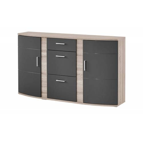 uno Sideboard   Onyx - Kommoden & Sideboards  Kommoden - Möbel Kraft