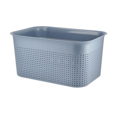 Rotho Aufbewahrungsbox - blau - Kunststoff - Aufbewahrung  Aufbewahrungsboxen - Möbel Kraft