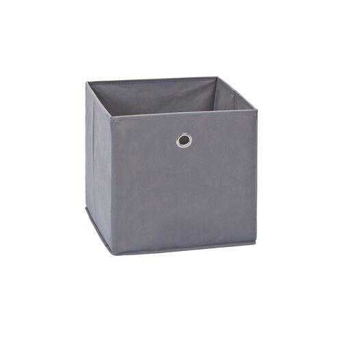 Möbel Kraft Faltbox - grau - Polypropylen - Aufbewahrung  Aufbewahrungsboxen - Möbel Kraft