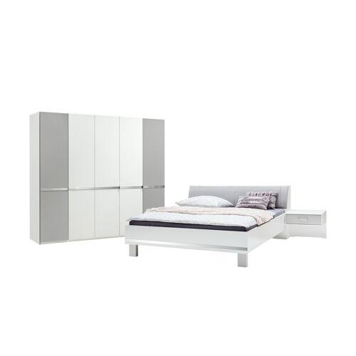 uno Schlafzimmer, 4-teilig - weiß - Komplett-Schlafzimmer - Möbel Kraft