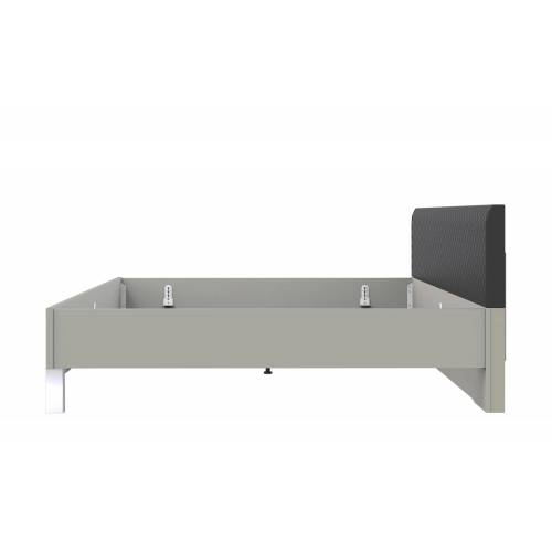 Möbel Kraft Bettgestell - grau - Betten  Bettgestelle - Möbel Kraft