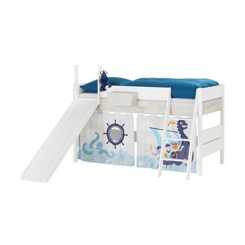 PAIDI Spielbett  Kira - weiß - Kindermöbel  Kinderbetten  Hochbetten - Möbel Kraft