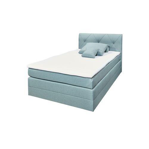 uno Boxspringbett mit Bettkasten - grün - Betten  Boxspringbetten  Boxspringbetten mit Bettkasten - Möbel Kraft