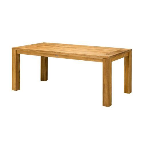 Yorkshire Teakholz-Gartentisch  Cambridge - holzfarben - Teakholz - Garten  Gartenmöbel  Gartentische - Möbel Kraft