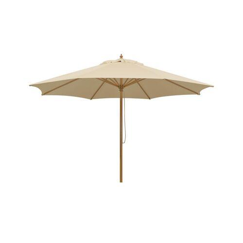 Möbel Kraft Sonnenschirm - creme - Garten  Sonnenschutz  Sonnenschirme - Möbel Kraft