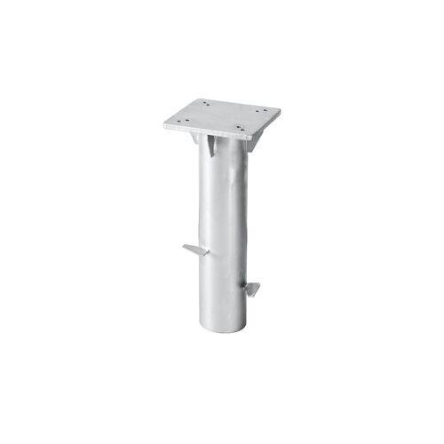 Möbel Kraft Universalbodenplatte - silber - Garten  Sonnenschutz  Schirmständer - Möbel Kraft