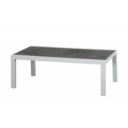 Möbel Kraft Loungetisch - weiß - Garten  Gartenmöbel  Gartentische - Möbel Kraft