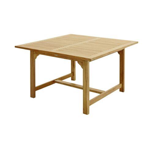 Ploß Teakholz-Gartentisch  Coventry - holzfarben - Teakholz - Garten  Gartenmöbel  Gartentische - Möbel Kraft