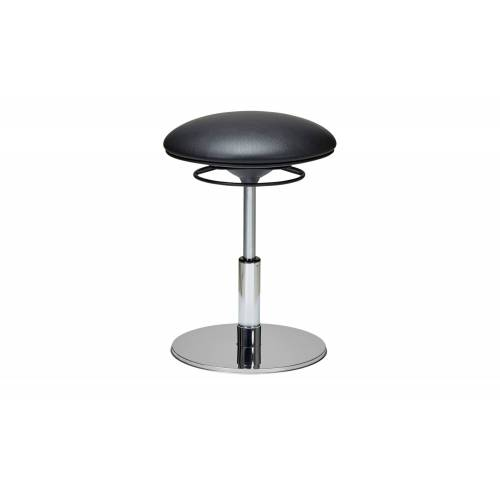 Möbel Kraft Sitzhocker - schwarz - Stühle  Bürostühle  Drehstühle - Möbel Kraft