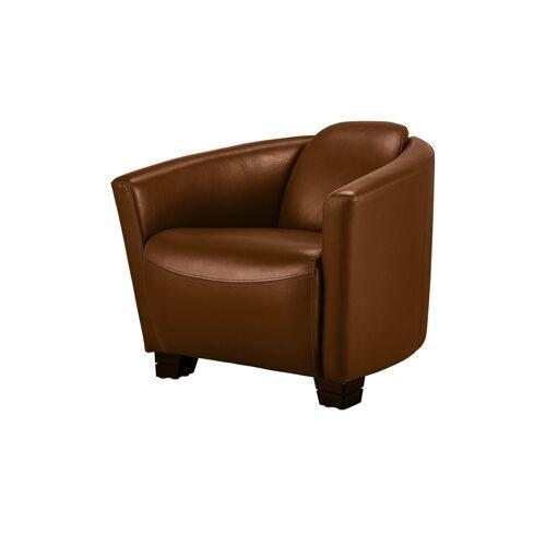 uno Ledersessel - braun - Polstermöbel  Sessel  Ledersessel - Möbel Kraft