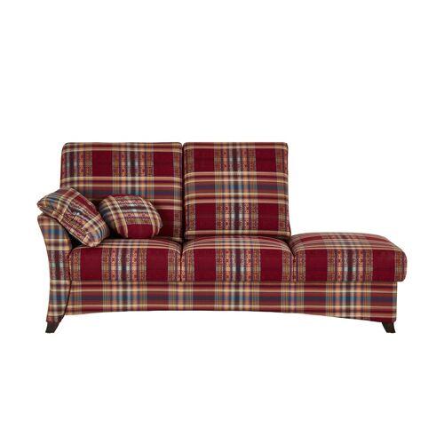 Möbel Kraft Recamiere - rot - Polstermöbel  Relaxliegen - Möbel Kraft