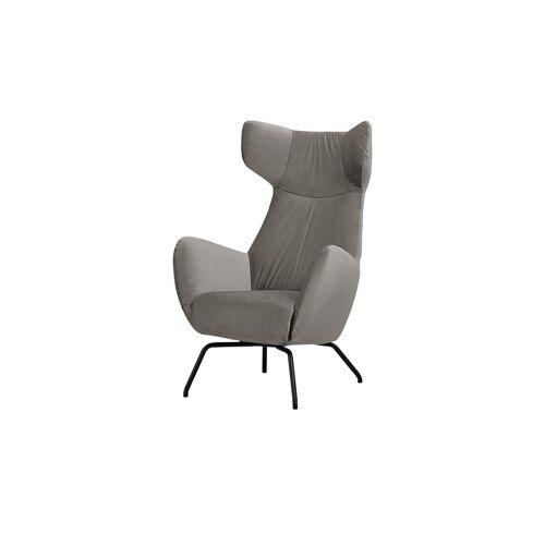 pop Sessel - grau - Polstermöbel  Sessel  Polstersessel - Möbel Kraft