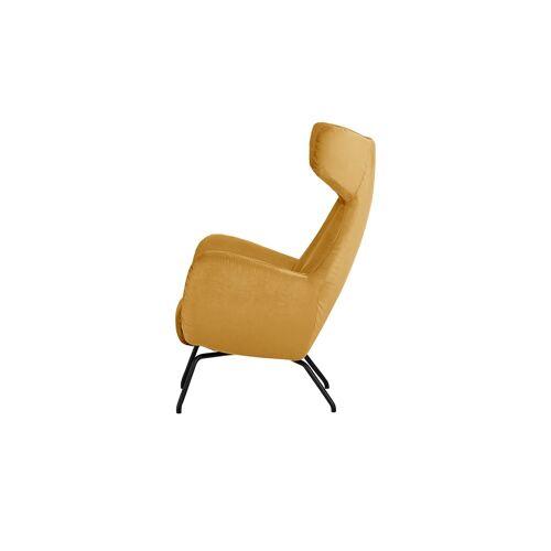 pop Sessel - gelb - Polstermöbel  Sessel  Polstersessel - Möbel Kraft