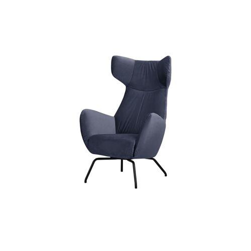 pop Sessel - blau - Polstermöbel  Sessel  Polstersessel - Möbel Kraft