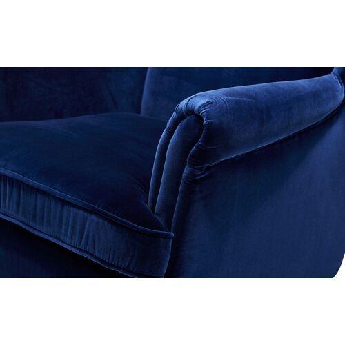 uno Ohrensessel  Birge - blau - Polstermöbel  Sessel  Ohrensessel - Möbel Kraft