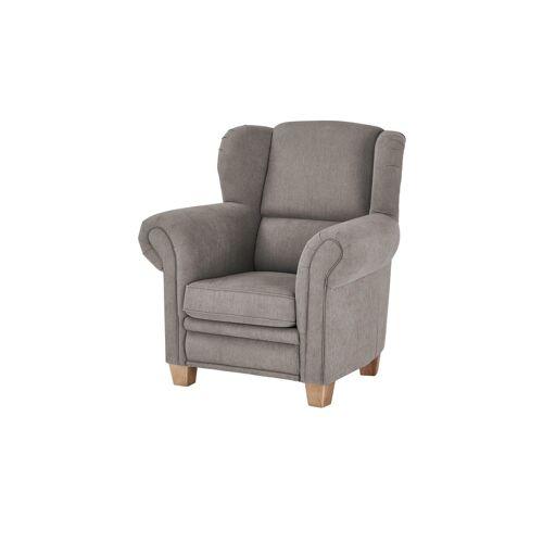 Möbel Kraft Ohrensessel - braun - Polstermöbel  Sessel  Ohrensessel - Möbel Kraft